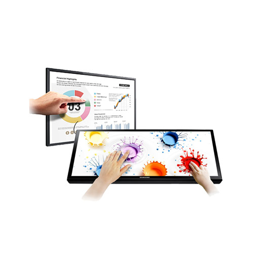 Touchdisplays